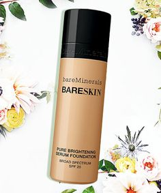 Foundation Game-Changer-Bare Minerals Bareskin serum foundation