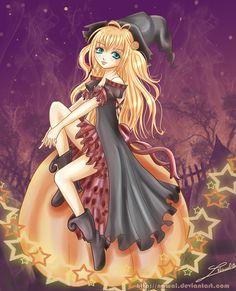 Happy Halloween by Nawal on deviantART