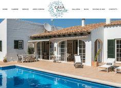 Il sito di una Guest House di carme a Minorca ~ The Web Page of a Charming Guest House in Menorca ~ La página web de una encantadora Guest House en Menorca. #GuestHouse #Minorca #Menorca #viaggi #mare