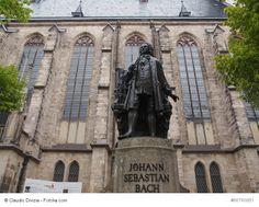 Ruht in der #Thomaskirche wirklich Johann Sebastian #Bach?