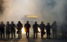 Americans don't like riots. Clinton's silence on Charlotte is a ...