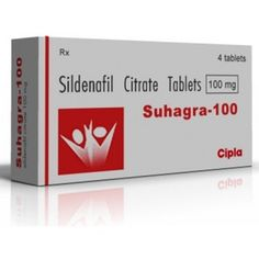 Sildenafil Tablets available in 100mg and 50mg strength manufactured by Cipla which is comes under the brand name Suhagra. Get Generic Sildenafil and its alternatives from anticanceraid.co Exporter and Supplier of pharmaceutical products. Call us at +91-9873336444 or Mail us at 1523458453@qq.com.