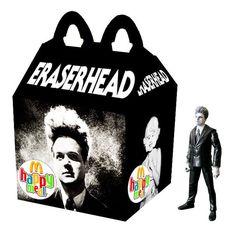 """Eraserhead"" Happy Meal"