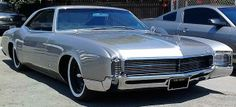 1966 Buick Riviera mild kustom