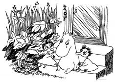 The secret message in Mymble's name – queer themes in Tove Jansson's life and work part 2 - Moomin Little My, Little Dogs, Moomin Books, Moomin Valley, Tove Jansson, Hobgoblin, Beautiful Love Stories, Artists For Kids, Museum Exhibition
