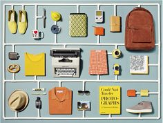 Mr Porter Travel Promo by Sarah Parker Creative