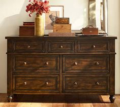1000 Images About Dresser Chest Of Drawers Decor On Pinterest Pottery Barn