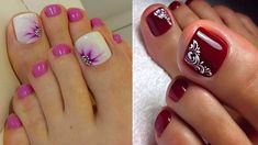 TOP 48 TOE NAIL ART DESIGNS COMPILATION  YOU NEED TO TRY | 2018