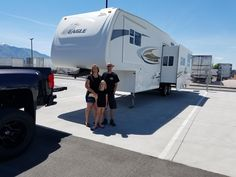 Congratulations and Best Wishes Michael! From all of us here at Sierra RV and Bob Nott, we sincerely appreciate your business.