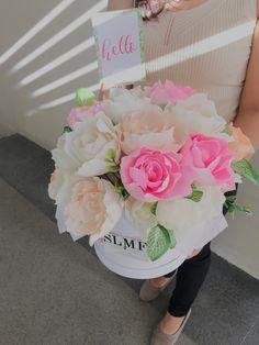 crepe paper flower by : slmf