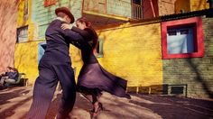 still pics of tango argentino street dancers - Google Search
