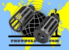 U.N.C.L.E. GUNS | The U.N.C.L.E. Gun