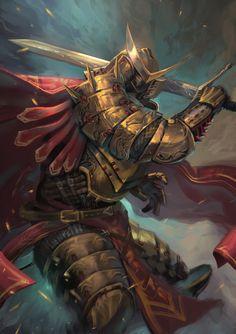 Samurai Dourado