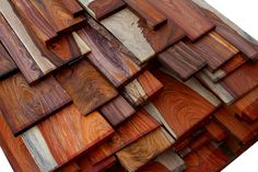 Cocobolo grows on a thin band along the Pacific Coast of Mexico down through Central America. Our stock is selectively cut and logged by hand in Central America, squared by chainsaw, and drug out of the forest by Mules. This is a very environmentally low impact procedure. Cocobolo is a true Rosewood, similar in color & tap tone to Brazilian Rosewood and considered to be a good substitute. It is denser than most Rosewoods and oilier. For best results in gluing, epoxy is recommended.