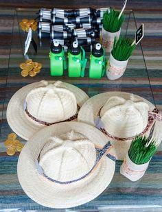 Veja fotos de como decorar uma festa infantil com tema safari - Mães - GNT