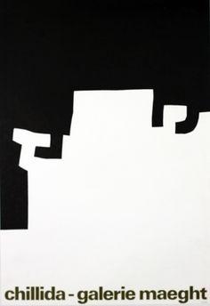Litografia - Eduardo Chillida - Galerie Maeght