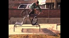 Cameron Wood - Killjoy part - creative bmx riding