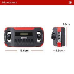 Duronic APEX – Antorcha Radio Recargable   Especificaciones del producto  Radio AM/FM   Rejor / Alarma  Recarga Solar / Dinamo y Cables USB (Incluido)  Antena telescópica 33mm  Interruptor ON/OFF  Pantalla LCD con botón de luz  Linterna 3 luces LED  Dimenciones 156x76x56mm... http://comprarlinternaled.com/carga/duronic-apex-radio-portatil-am-fm-con-alarma-reloj-recarga-solar-dinamo-usb-linterna-2-anos-de-garantia/
