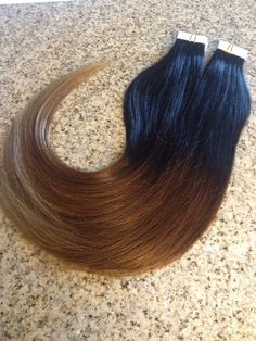 Tape In Hair Extensions Skin Wefts Seamless On