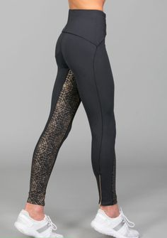 Mesh Yoga Leggings, Leggings Sale, Tops For Leggings, Sports Leggings, Printed Leggings, Cheap Leggings, Workout Attire, Workout Gear, Sporty Outfits