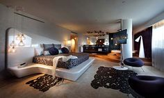 Double Superior Club Room - Ushuaïa Ibiza beach Hotel