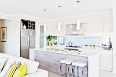McDonald Jones Homes inspires extraordinary lifestyle possibilities. Visit our display homes in one of our convenient locations. Come home to Extraordinary. Kitchen Interior, Kitchen Design, Kitchen Ideas, Mcdonald Jones Homes, Garage Renovation, Grey Kitchens, Display Homes, New Home Designs, Home Builders