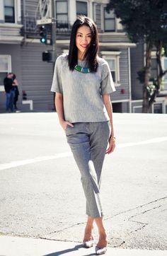 Мода и стиль: Офисный стиль для весны 2016