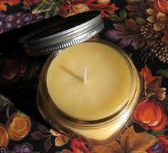 DIY: Making Beeswax Candles with Essential Oils