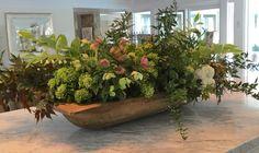 Dough bowl arrangement