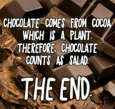 chocolate funny quotes quote chocolate lol funny quote funny quotes humor I think a chocolate table is called for, it would cover a great deal of dese… - Powerful Words Chocolate Humor, Chocolate Sayings, Chocolate Lovers, Chocolate Pictures, Chocolate Chocolate, Chocolate Dreams, Chocolate Heaven, Healthy Chocolate, Just In Case