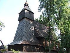 Iglesias de madera de la parte eslovaca de los Cárpatos