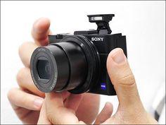 Sony RX100 II: análisis