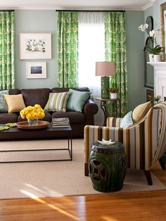 Living Room Color Schemes – Which one fits you best? | Eddie Williams Construction and Design, LLC