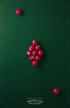 Creative Poker Ad repinned by www.BlickeDeeler.de