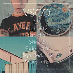 VSCO Filter #CreativePhotography