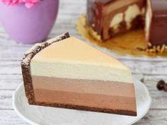 Торт три шоколада с Маскарпоне