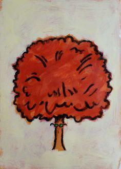Tree, 22 x 42, 2013