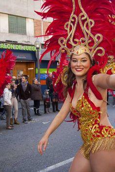 Este domingo tendrá lugar el desfile de Carnaval