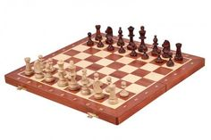 16 Inch Tournament Chess Set is one of the professional chess sets collection in our range. It goes with the weighted chess pieces from our Olympic set. Chess Sets Uk, Luxury Chess Sets, Chess Store, Chess Squares, Chess Board Set, Chess Boxing, Sycamore Wood, Chess Pieces, Handmade Wooden