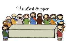 Easter - The Last Supper Freebie! by The Constant Kindergartener   Teachers Pay Teachers