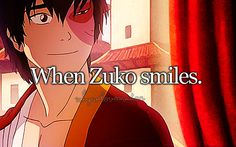 Whenever Zuko does anything not-evil it makes me so happy, hahahah. Even when I was twelve, I knew he would turn out okay!