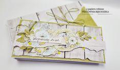 kartka w pudełku Wood Grain, Scrapbooking, Cards, Backgrounds, Handmade, Dreams, Design, Home Decor, Hand Made