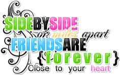 Best Friends Myspace Quote Graphics - Myspace Quotes