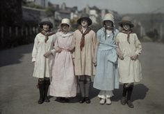 Young Folk Dancers, England 1929 - SO adorable!!!