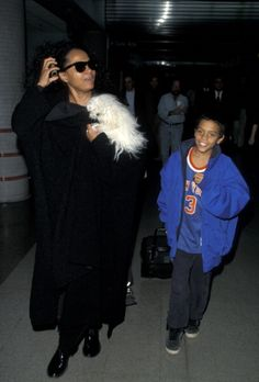 diana ross married arne naess | diana ross and son ross arne naess during diana ross arriving at lax ...