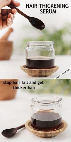 Home Remedies For Hair, Hair Loss Remedies, Hair Thickening Remedies, Natural Hair Growth, Natural Hair Styles, Fine Natural Hair, Healthy Hair Growth, Hair Regrowth, Hair Follicles