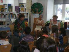 06-06-2014 Hora del Cuento con Labrantes de la Palabra.