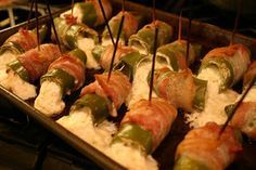 MY HCG DIET RECIPES: HCG DIET Phase 3 (P3) RECIPE #18: JALAPENO POPPERS