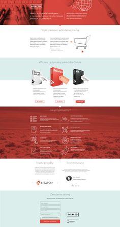 #website #webdesign #ideacto #serwisinternetowy