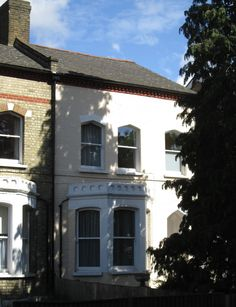 The site of Cherry Red record label in the late 1970s